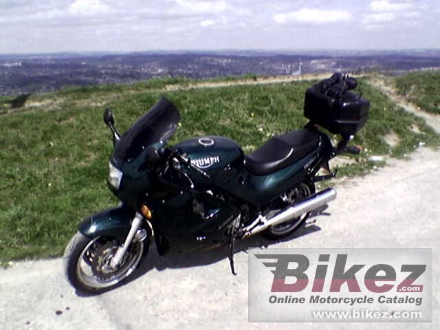 Big Trophy 1200 Mk1 (1180cc 138bhp) trophy 1200 picture and wallpaper from Bikez.com