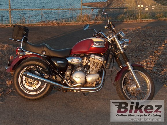 1995 Triumph Thunderbird photo
