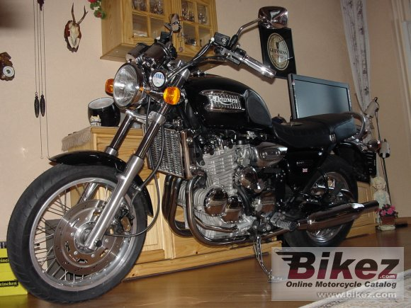 1996 Triumph Thunderbird photo