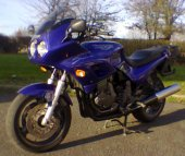 1996 Triumph Sprint 900 photo