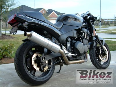 1996 Triumph Speed Triple 900 photo