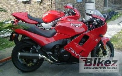 1996 Triumph Daytona 1200 photo