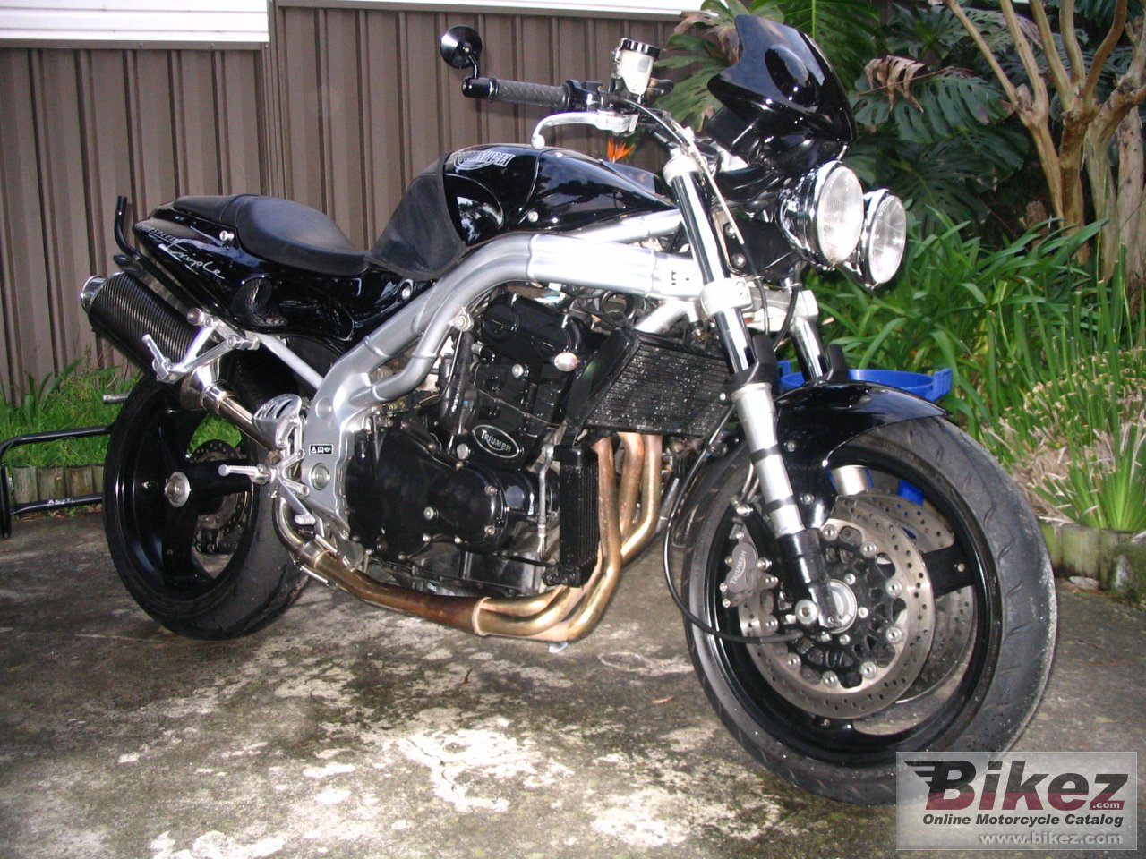 speed triple t509