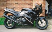 1997 Triumph Daytona 1200 photo