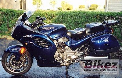 1997 Triumph Trophy 1200