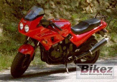 1998 Triumph Sprint Sport photo