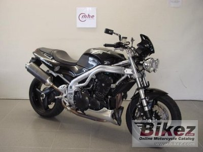 1998 Triumph T509 Speed Triple photo