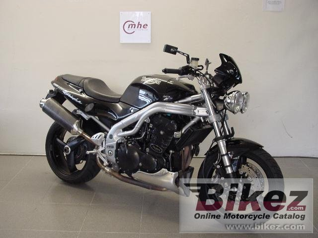 Triumph T509 Speed Triple