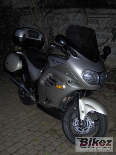 1998 Triumph Trophy 900 photo