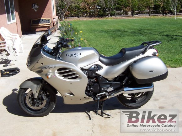 1998 Triumph Trophy 1200 photo