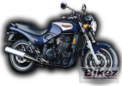 1998 Triumph Trident 900
