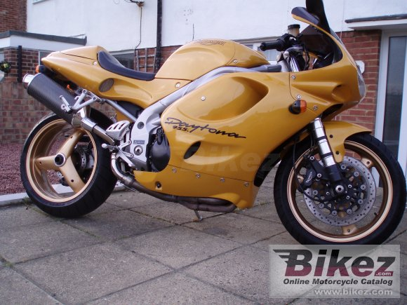 1999 Triumph Daytona 955i photo