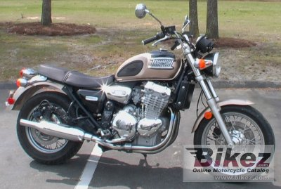 1999 Triumph Thunderbird Sport photo