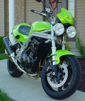 1999 Triumph Speed Triple