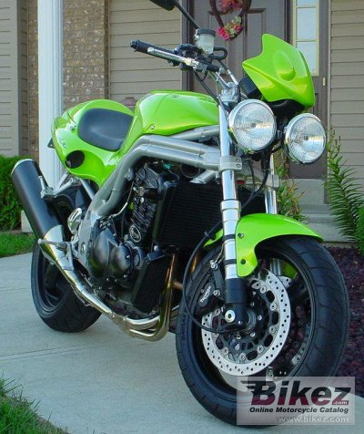 1999 Triumph Speed Triple photo