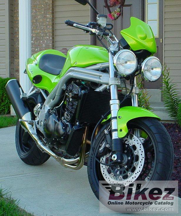 Damion Batson speed triple