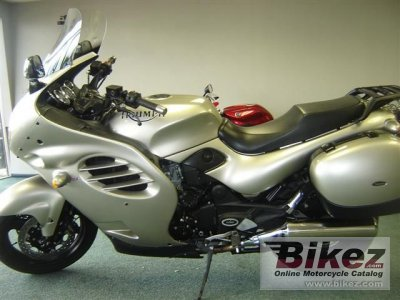 1999 Triumph Trophy 1200 photo