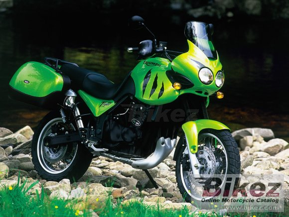 2000 Triumph Tiger photo