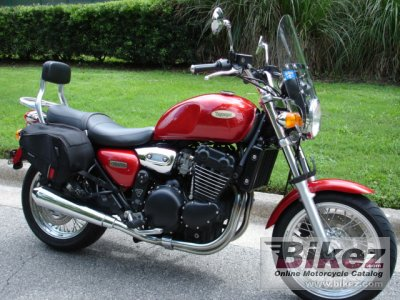 2000 Triumph Legend Tt Specifications And Pictures