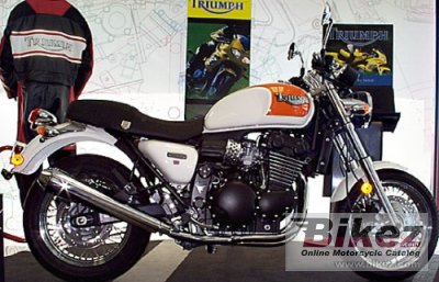 2000 Triumph Thunderbird Sport Specifications And Pictures