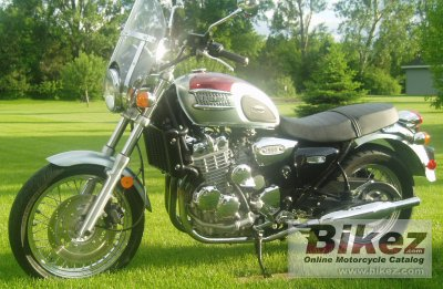 2000 Triumph Thunderbird