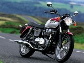 2001 Triumph Bonneville photo