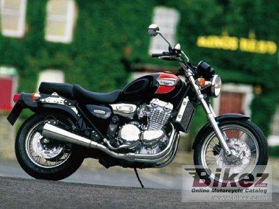 2001 Triumph Adventurer