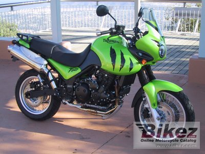2001 triumph tiger 955i specifications and pictures. Black Bedroom Furniture Sets. Home Design Ideas