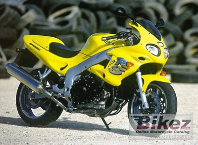 2002 Triumph Sprint RS photo