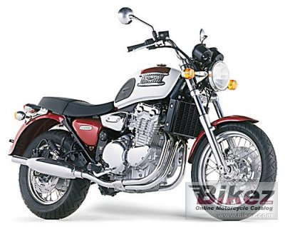 2002 Triumph Thunderbird photo