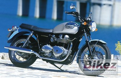 2002 Triumph Bonneville Specifications And Pictures