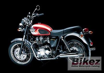 2002 Triumph T100