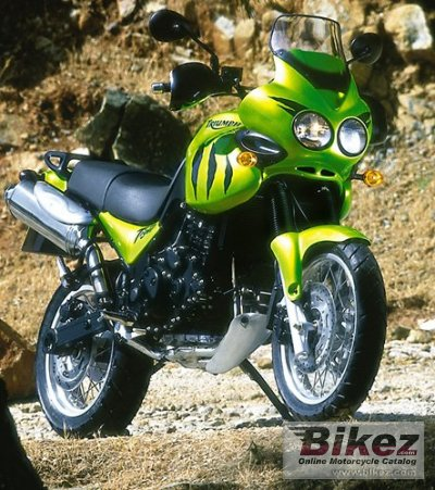 2002 Triumph Tiger Specifications And Pictures
