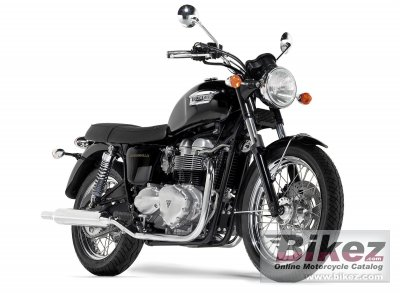 2003 Triumph Bonneville photo