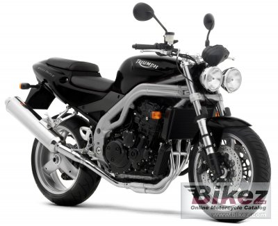 2004 Triumph Speed Triple photo