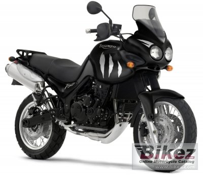 2004 Triumph Tiger photo