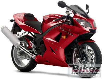2004 Triumph Daytona 600 photo