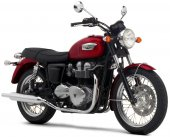 2004 Triumph Bonneville photo