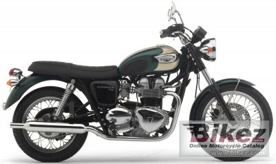 2004 Triumph Bonneville T100 photo