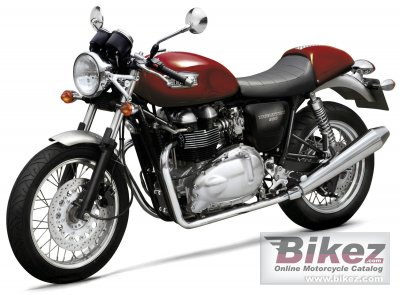 2004 Triumph Thruxton 900 photo