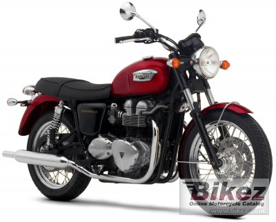 2004 triumph bonneville specifications and pictures