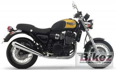 2004 Triumph Thunderbird Sport Specifications And Pictures