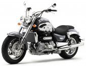 2005 Triumph Rocket III photo