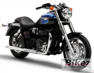 2005 Triumph Speedmaster photo