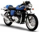 2005 Triumph Thruxton 900 photo
