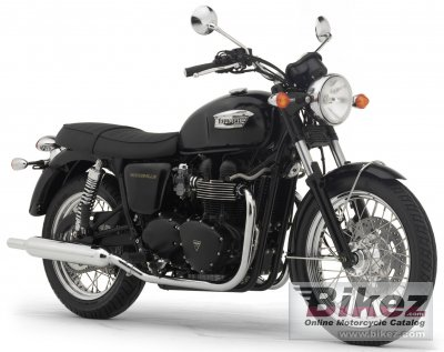 2005 Triumph Bonneville Specifications And Pictures