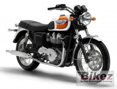 2006 Triumph Bonneville T100 photo