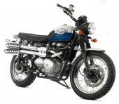 2006 Triumph Scrambler photo