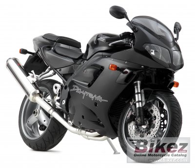 2006 Triumph Daytona 955i photo