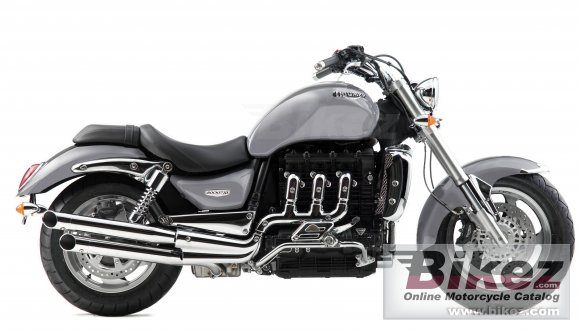 2006 Triumph Rocket III photo